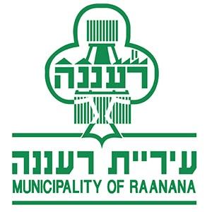 לוגו עריית רעננה